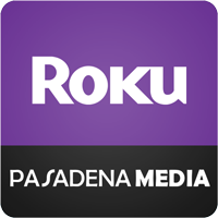 Roku Pasadena Media App - All Channels